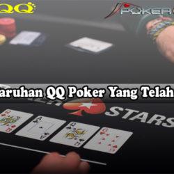 Kenali Taruhan QQ Poker Yang Telah Populer